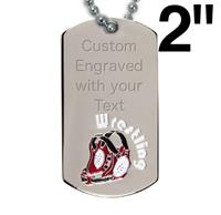 Victory Wrestling Dog Tag